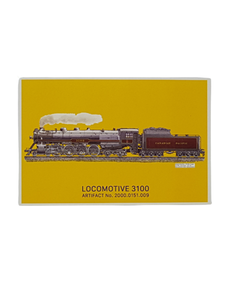 Mug Locomotive 3100