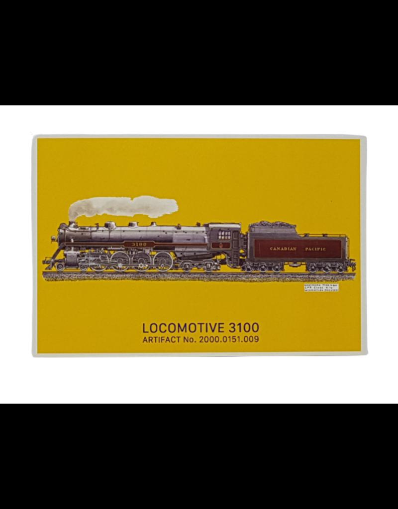 Tasse Locomotive 3100