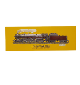 Bookmark Locomotive 3100