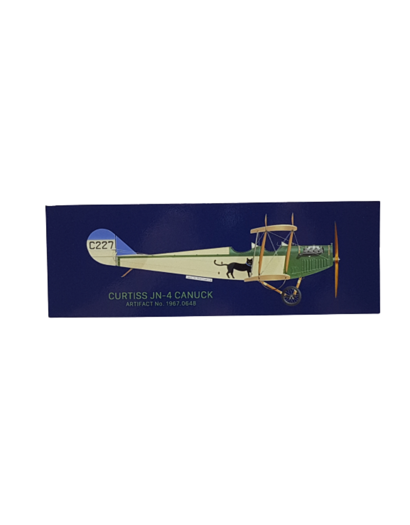 Marque-pages Canuck de Curtiss