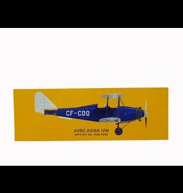 Bookmark Avro Avian
