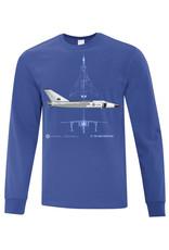 Long Sleeve Shirt Avro Arrow