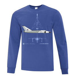 Long Sleeve Shirt Avro Arrow