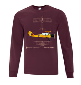 Long Sleeve Tiger Moth Shirt