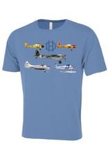 T-Shirt De Havilland Montage for Men