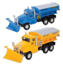 Die Cast Snow Plow