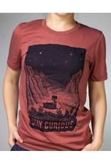 Stay Curious Tee Shirt