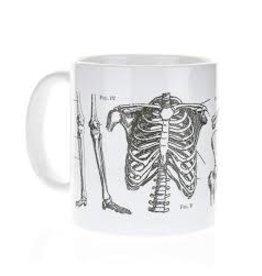 Mega Mug Skeleton