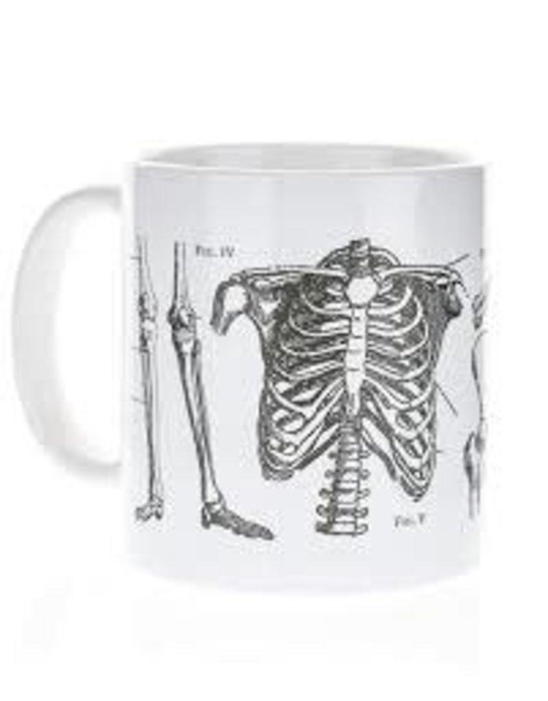 Méga tasse squelette