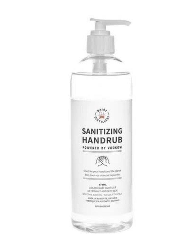 Désinfectant pour les mains - 473ml