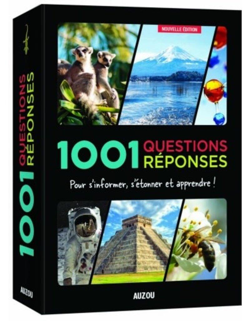 1001 questions réponses : pour s'informer, s'étonner et apprendre!