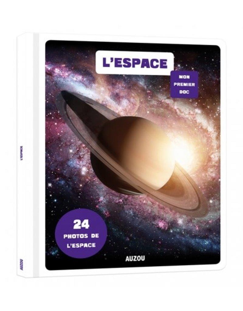 L'espace - Mon premier doc