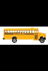 Pull Back School Bus