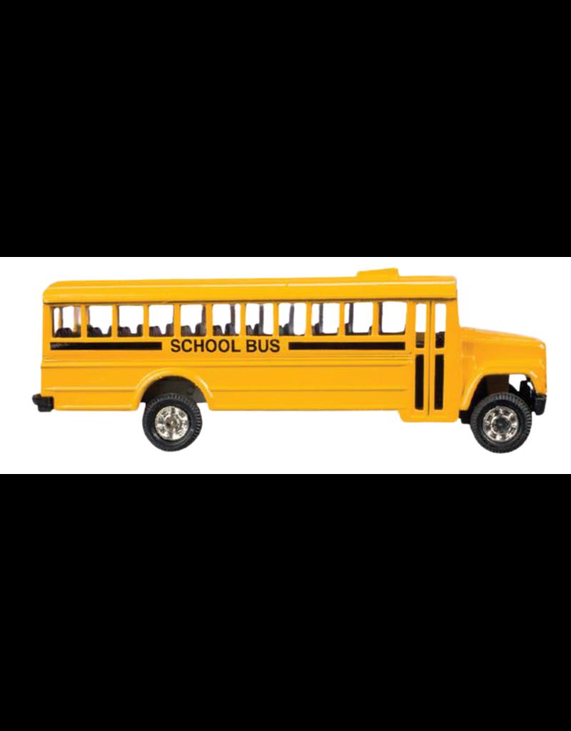 Autobus scolaire à rétropropulsion
