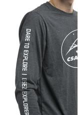 ASC Ose explorer la chemise à manches longues