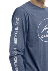 CSA/ASC Long Sleeve Dare to Explore