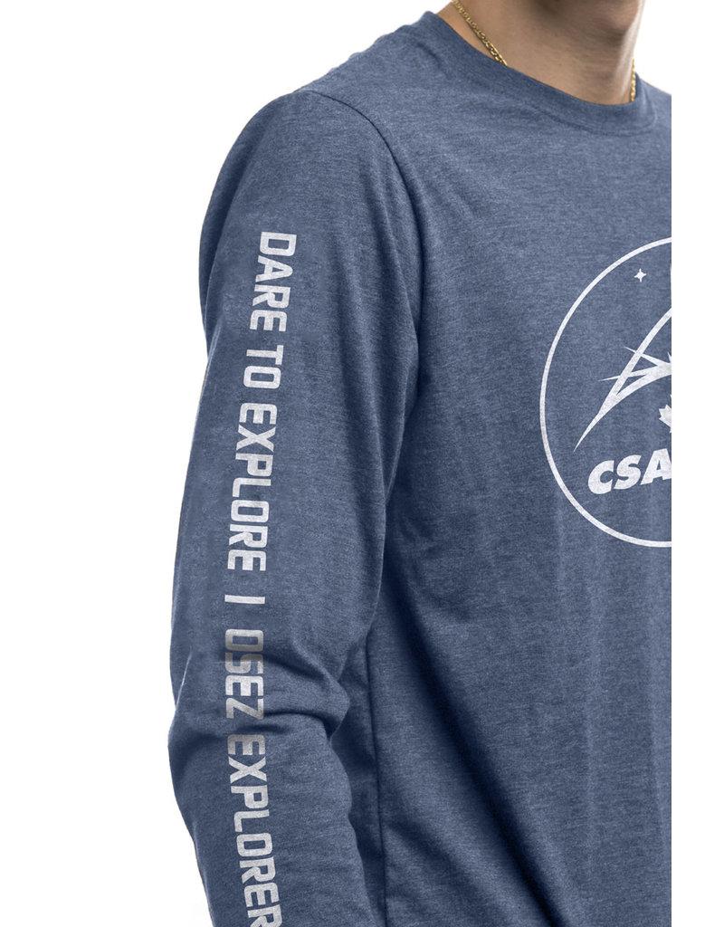L'ASC/ASC Ose explorer la chemise à manches longues