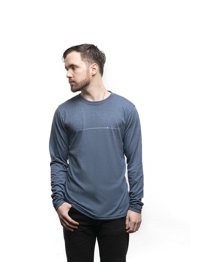 T-shirt ASC Horizon Osez explorer à manche longues
