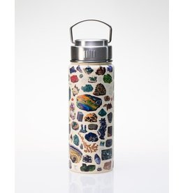 Gems & Minerals Stainless Steel Vacuum Flask