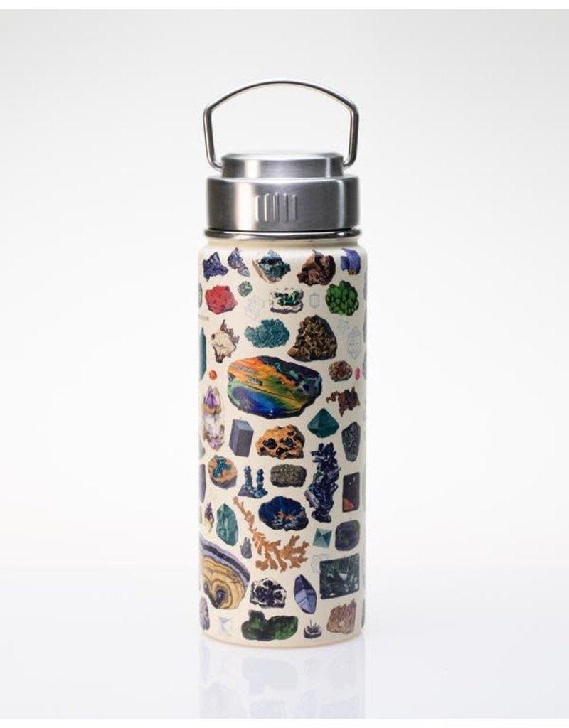 Gems & Minerals Stainless Steel Vacuum Flask