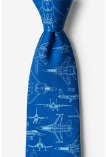 Cool Your Jets Tie