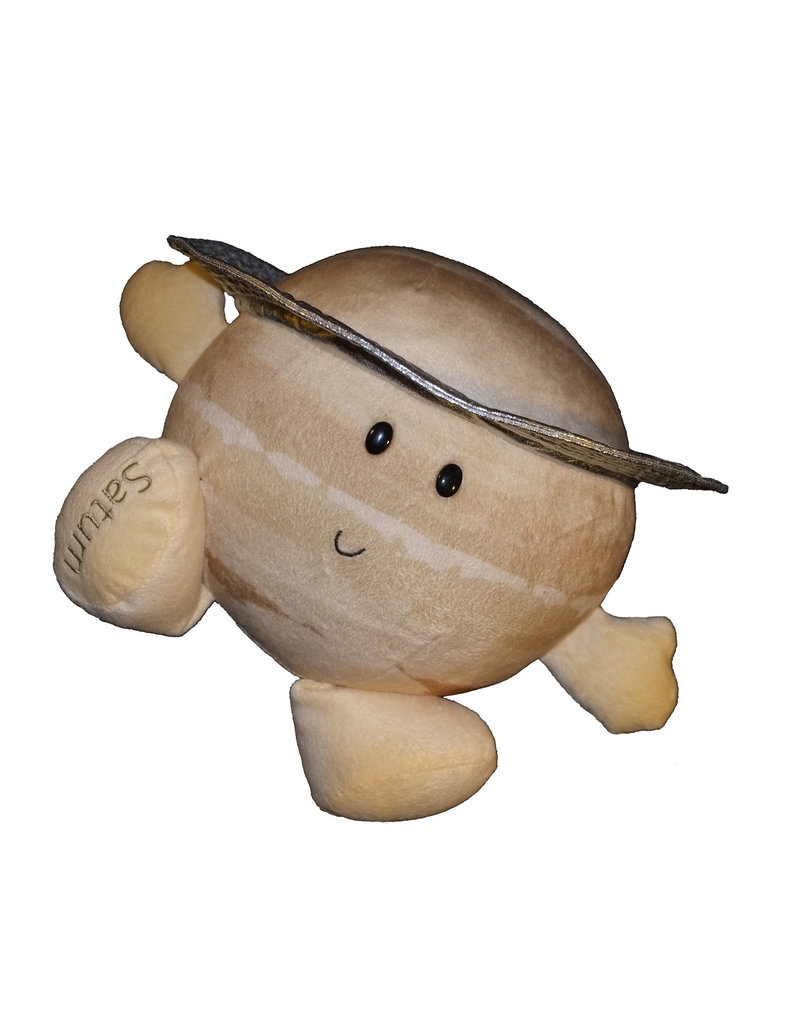 Celestial Buddies™  Saturne pelucheuse