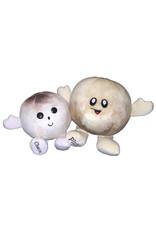 Celestial Buddies™  Plush Pluto and Charon