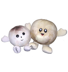 Celestial Buddies™  Plush Pluto and Charon