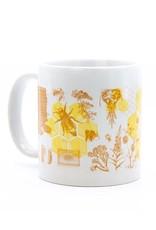 Méga tasse abeilles à miel