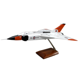 Avro Arrow Wood Model -1/50