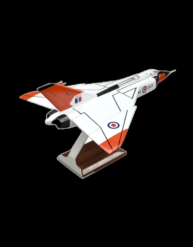 Avro Arrow Wood Model -1/50