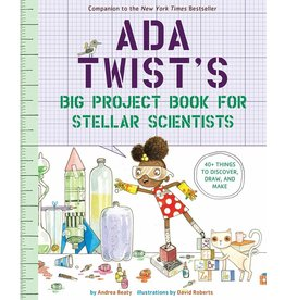 Book Ada Twist's Big Project