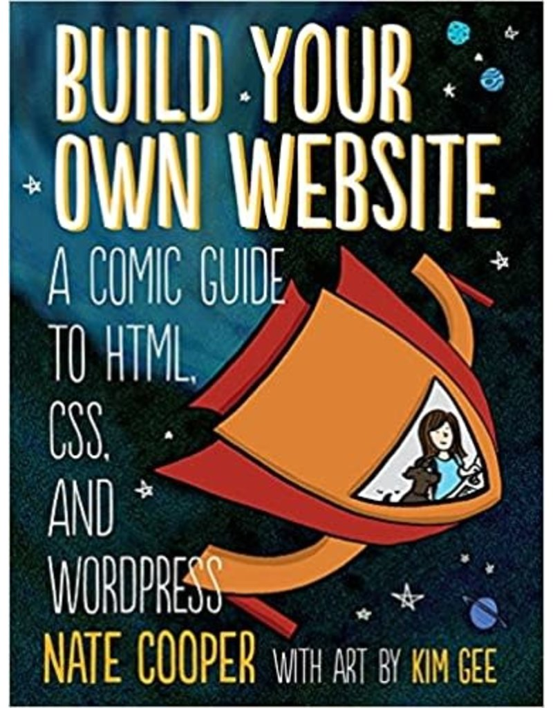 Book Build Your Own Website