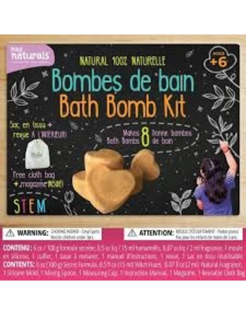 DIY BATH BOMB KIT