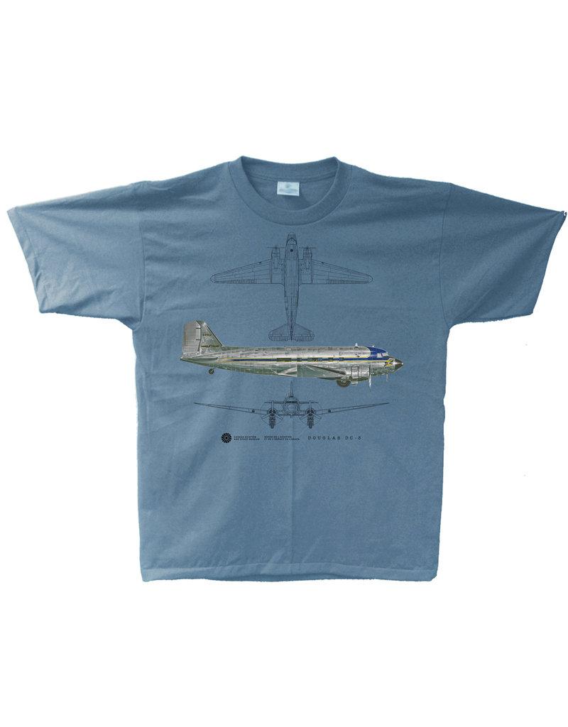 T-Shirt DC-3 de Douglas
