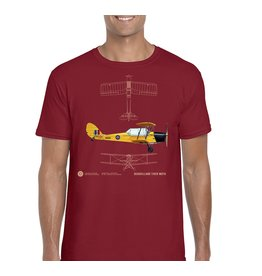 T-Shirt Tiger Moth