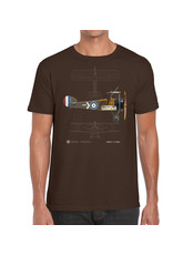 T-Shirt Sopwith Camel