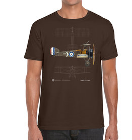 T-Shirt Avion  Camel de Sopwith