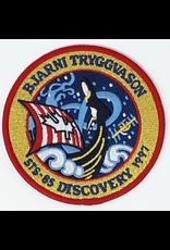 Crest STS-85 Bjarni Tryggvason