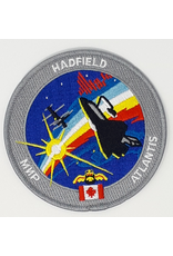 Écusson brodé STS-74 Chris Hadfield