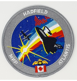 Crest STS-74 Chris Hadfield