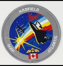 Écusson brodé STS-74 Chris Hadfield