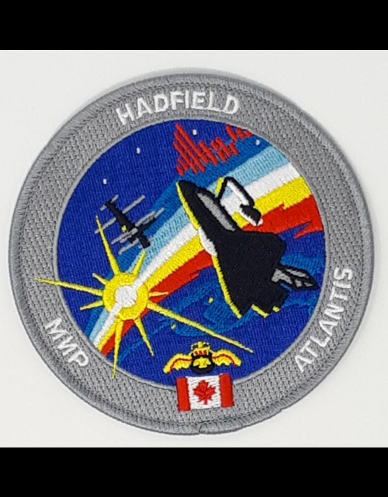 Crest STS-74 Chris Hadfield
