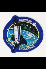 Écusson brodé  Marc Garneau STS-77