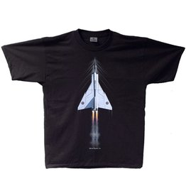 T-shirt du Arrow d'Avro -noir