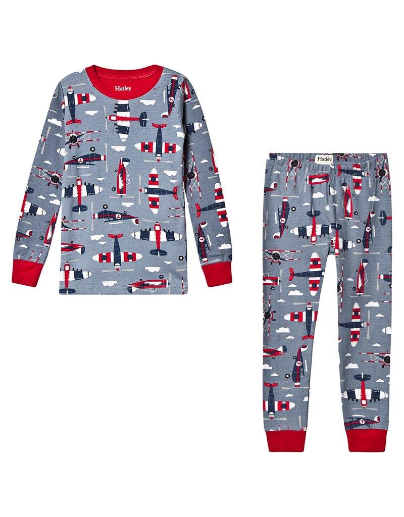 Pyjama en coton bio – Avions de papier