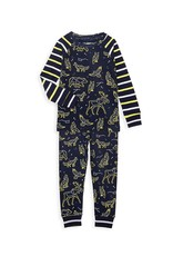 Wild Constellations Organic Cotton Pajamas