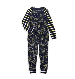 Pyjama Constellations d'animaux