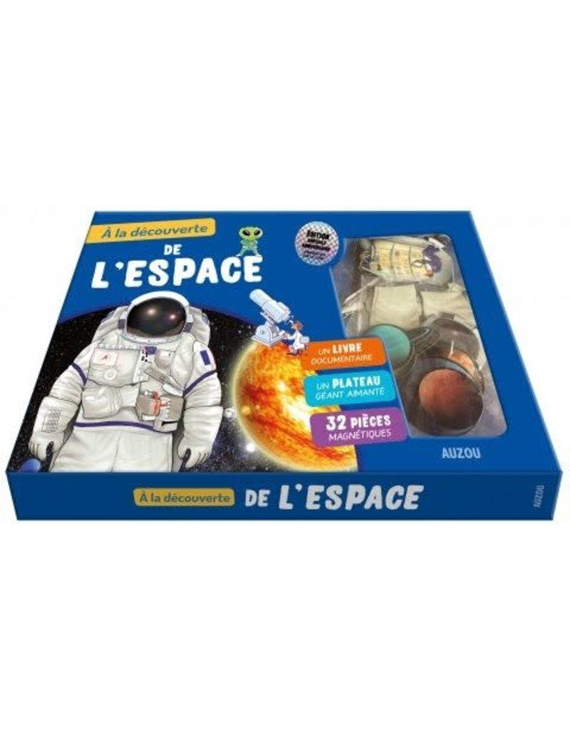 L'espace - Premiers pas sur la lune