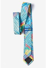 Periodic Table Skinny Tie